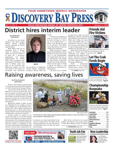 96625e63fc7 Discovery Bay Press 01.11.19 by Brentwood Press   Publishing - issuu