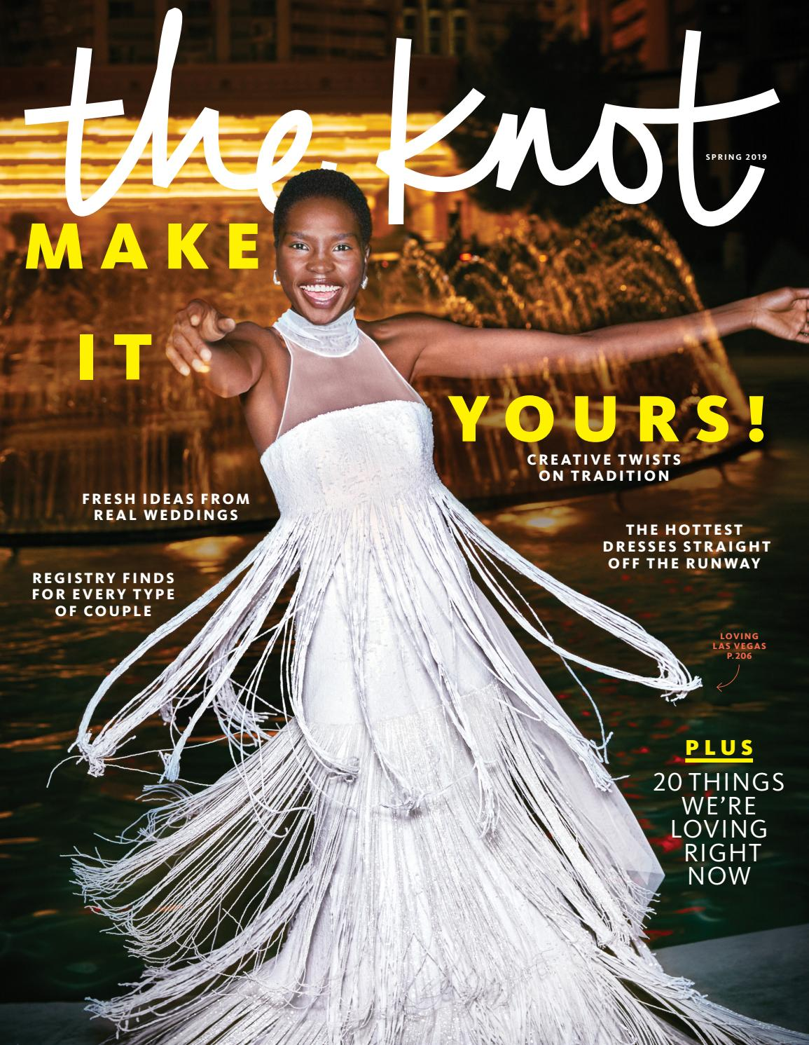 05eceb4e26 The Knot Spring 2019 by The Knot - issuu