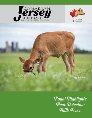 42aeb3e0ec1872 2018 Canadian Jersey Breeder December by Canadian Jersey Breeder - issuu