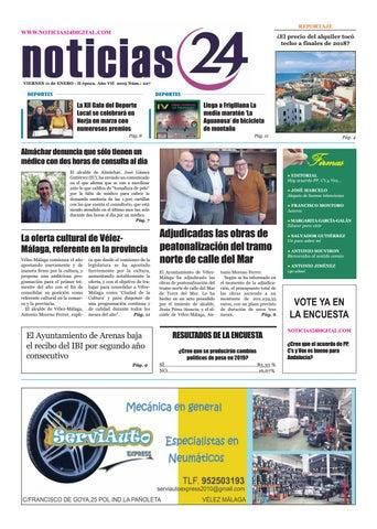 c1e7cffb279 noticias24-NUM227-11012019 by El Rincón Habla - issuu