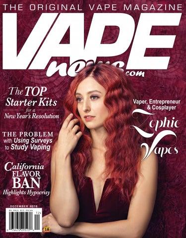 VAPE News Magazine Winter 2018 by Matt Schramel - issuu