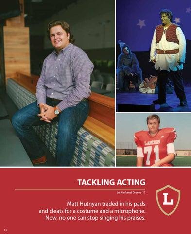 Page 14 of Tackling Acting