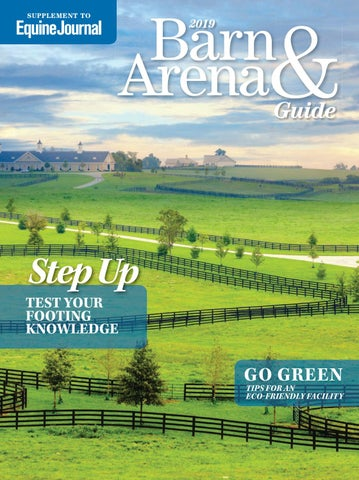 69c7e41a1313 2019 Barn & Arena Guide by Cowboy Publishing Group - issuu