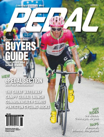 6561bb116 Pedal Annual 2018 by Pedal Magazine - issuu