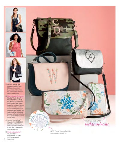 5136a37e9e00 Thirty-one Winter Collection Guide Book 2018-2019 by Janelle ...