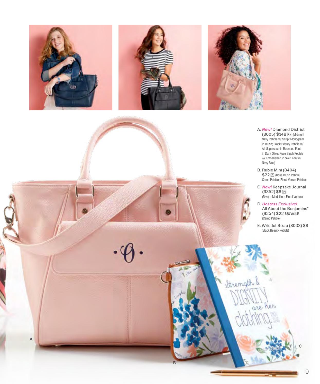 cd44e010440 Thirty-one Winter Collection Guide Book 2018-2019 by Janelle ...
