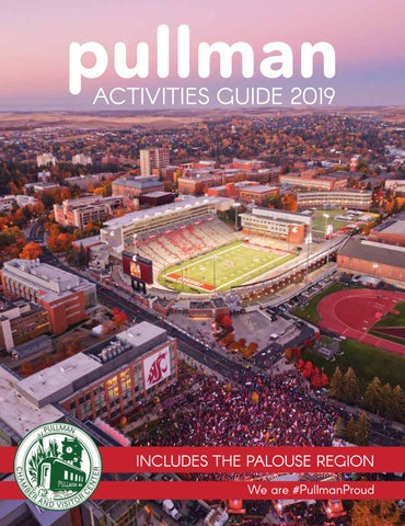 Pullman Activities Guide 2019 By Hannah Crawford Issuu