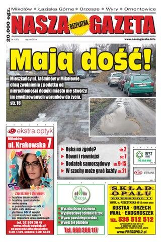 a0e331337ef356 Nasza Gazeta nr 83 - 1/2019 by F-PRESS - issuu