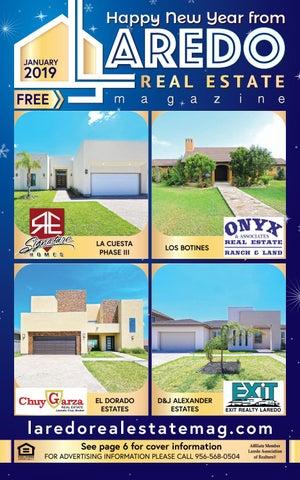 Laredo Real Estate Magazine January 2019 By Laredo Real