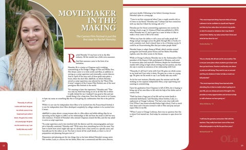 Page 10 of Moviemaker in the Making