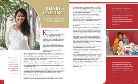 Page 6 of Khari's Calling