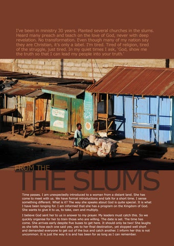 Page 22 of From the Slums to the Mountain