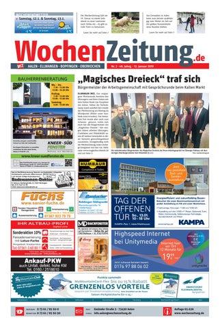 WochenZeitung Aalen KW 02.19 by WochenZeitung   SonntagsZeitung - issuu 9f9c1c454b
