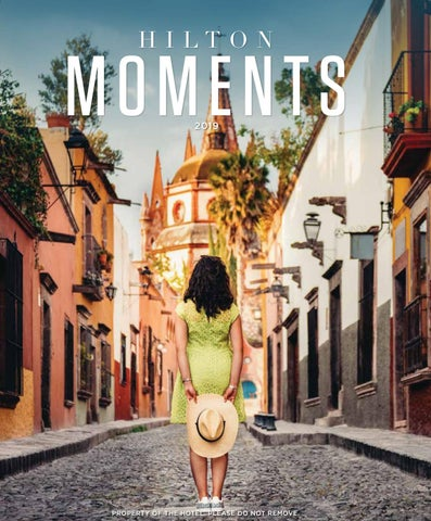 Hilton Moments 2019 by North South Net 135ed09d2a83c