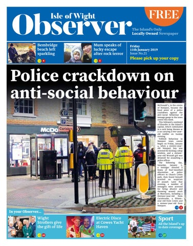253a246e99 Isle of Wight Observer Issue 21 by Isle of Wight Observer - issuu