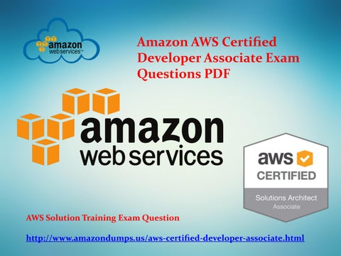 aws certified developer associate book pdf