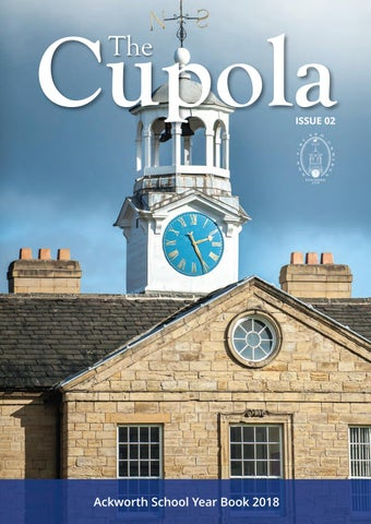 The Cupola 2018 by Blue Apple Education issuu