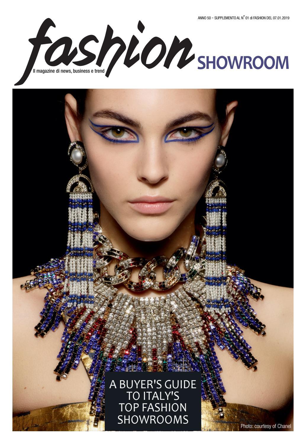 finest selection 905dc 057e5 FASHION SHOWROOM 1_2019 by Fashionmagazine - issuu