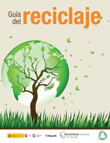 Guía Del Reciclaje By Fundación Ceddet Issuu