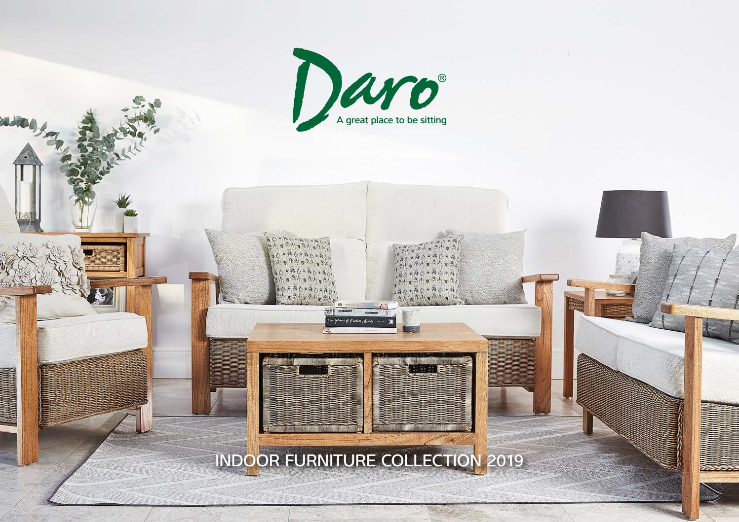Daro indoor furniture collection 2019 by daro trading ltd issuu