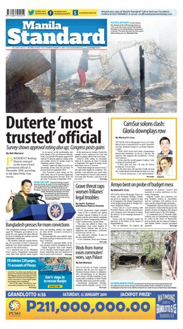 Manila Standard - 2019 January 12 - Saturday by Manila Standard - issuu 2856371a0a7a