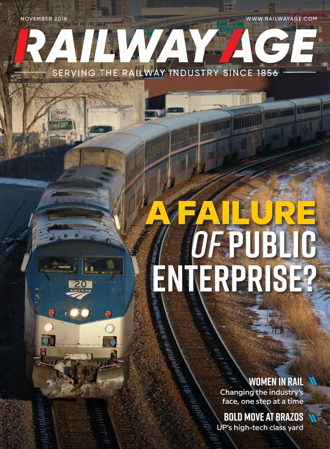 Railway Age November 2018 by Railway Age - issuu
