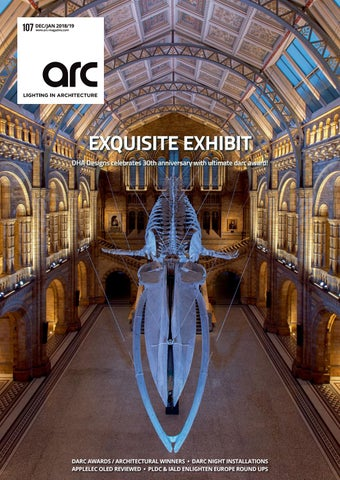 arc December/January 2018/19 - Issue 107 by Mondiale Media