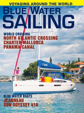 Blue Water Sailing January 2019 By Blue Water Sailing Issuu