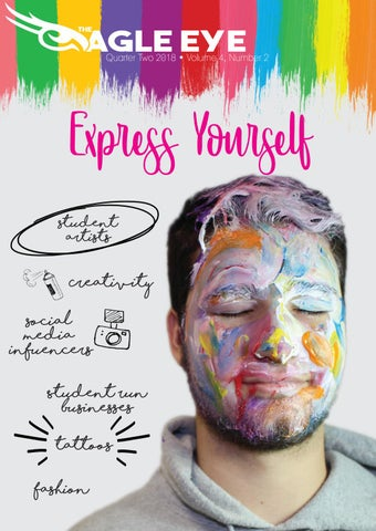 0787e5345c9f Express Yourself - The Eagle Eye Volume 4