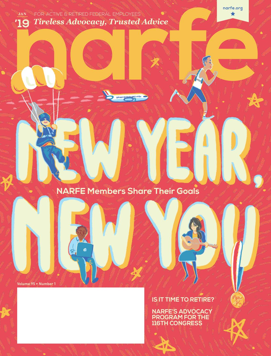 d9836408c9 January 2019 NARFE Magazine by NARFE - issuu