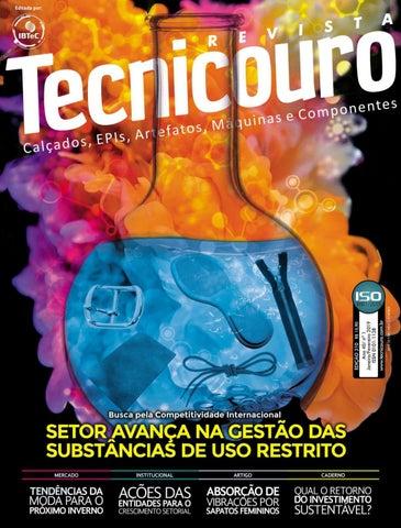 a2b79c229 Edição 310 - Revista Tecnicouro by Marcela Chaves da Silva - issuu