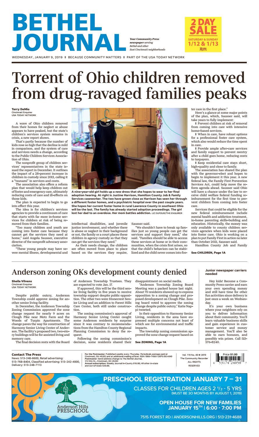 Bethel Journal 01 09 19 by Enquirer Media - issuu 99985e9652131