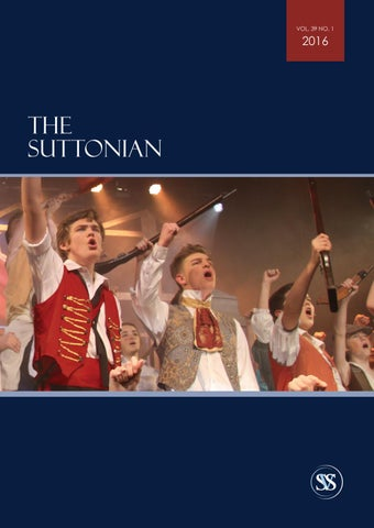 242c369f35 The Suttonian 2016 by Sutton Valence School - issuu
