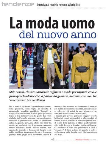Page 42 of La moda uomo del nuovo anno