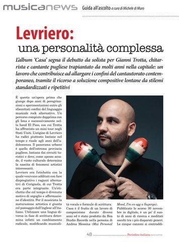 Page 48 of Levriero: una personalità complessa