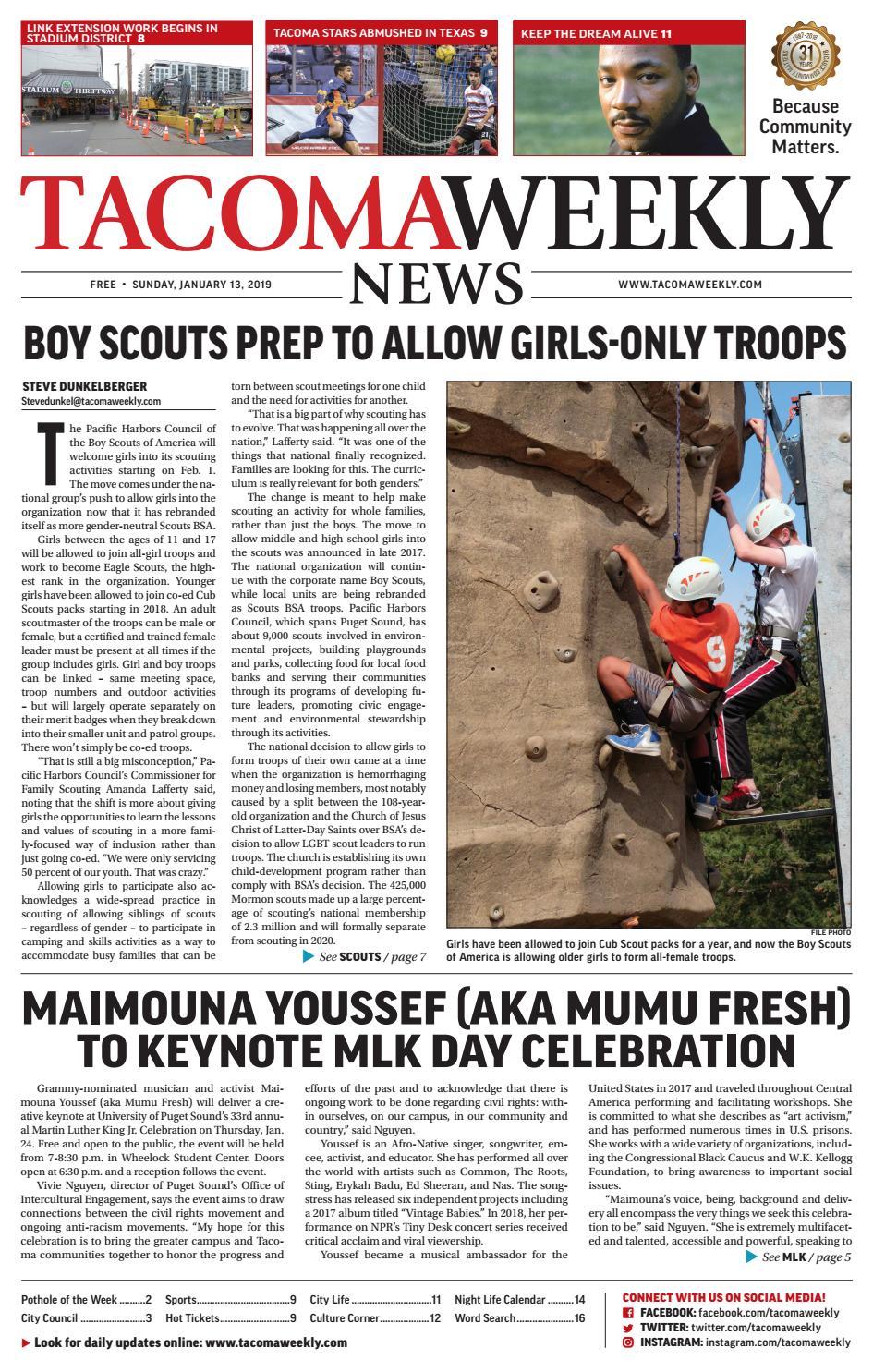 Tacoma Weekly 01.13.19 by Tacoma Weekly News - issuu 7bd32a66c