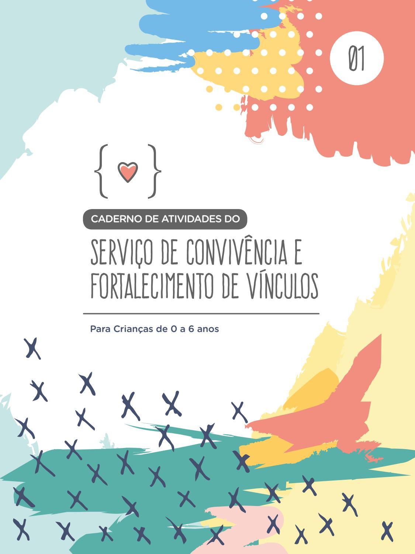 a16402d926d Serviço de Convivência e Fortalecimento de Vínculos by Fundação Maria  Cecília Souto Vidigal - issuu