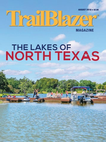 TrailBlazer Magazine - August 2018 by TrailBlazer Magazine