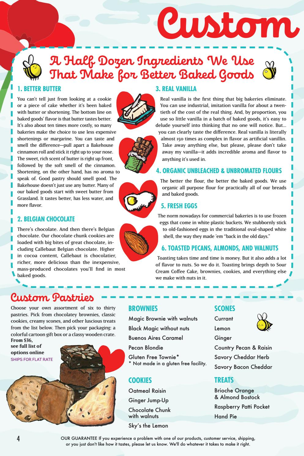 Zingerman's 2019 Valentine's Day Catalog for Food Lovers by