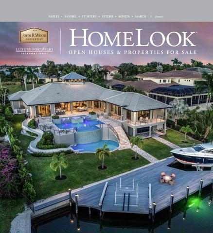fce2c85438f HomeLook Magazine  January 2019 by John R. Wood Properties - issuu