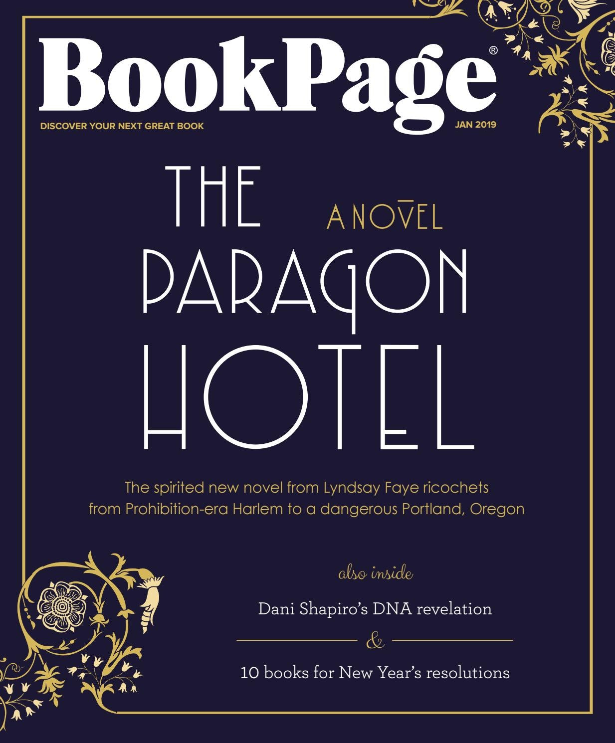 bookpage january 2019