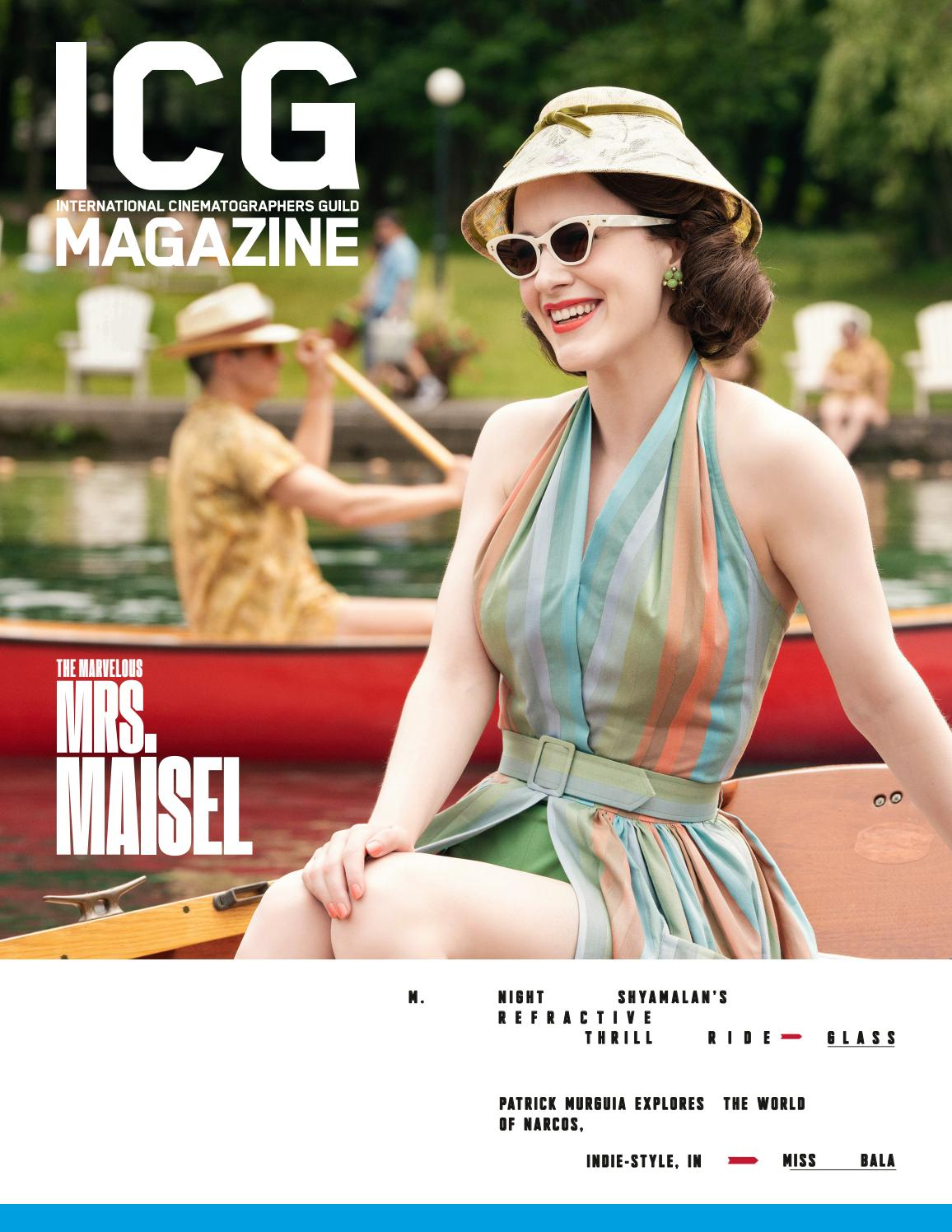 9d42000b813 ICG Magazine - January 2019 - The Film Festival Issue by ICG Magazine -  issuu