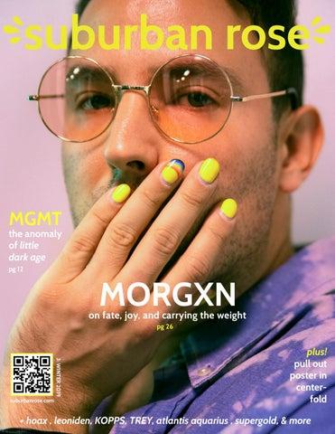 Issue 3 / Winter 2019 (Suburban Rose Magazine) by suburbanrosemag