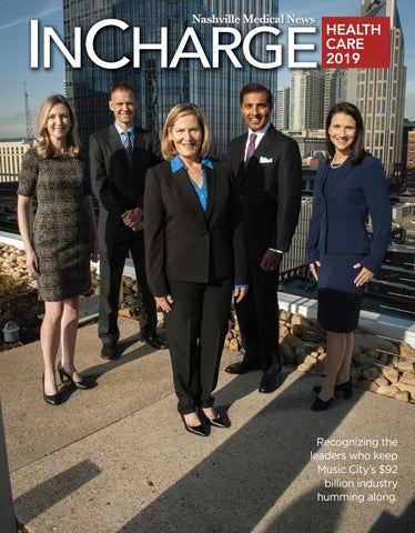2019 InCharge Healthcare 2019 NMN by Medical News - issuu