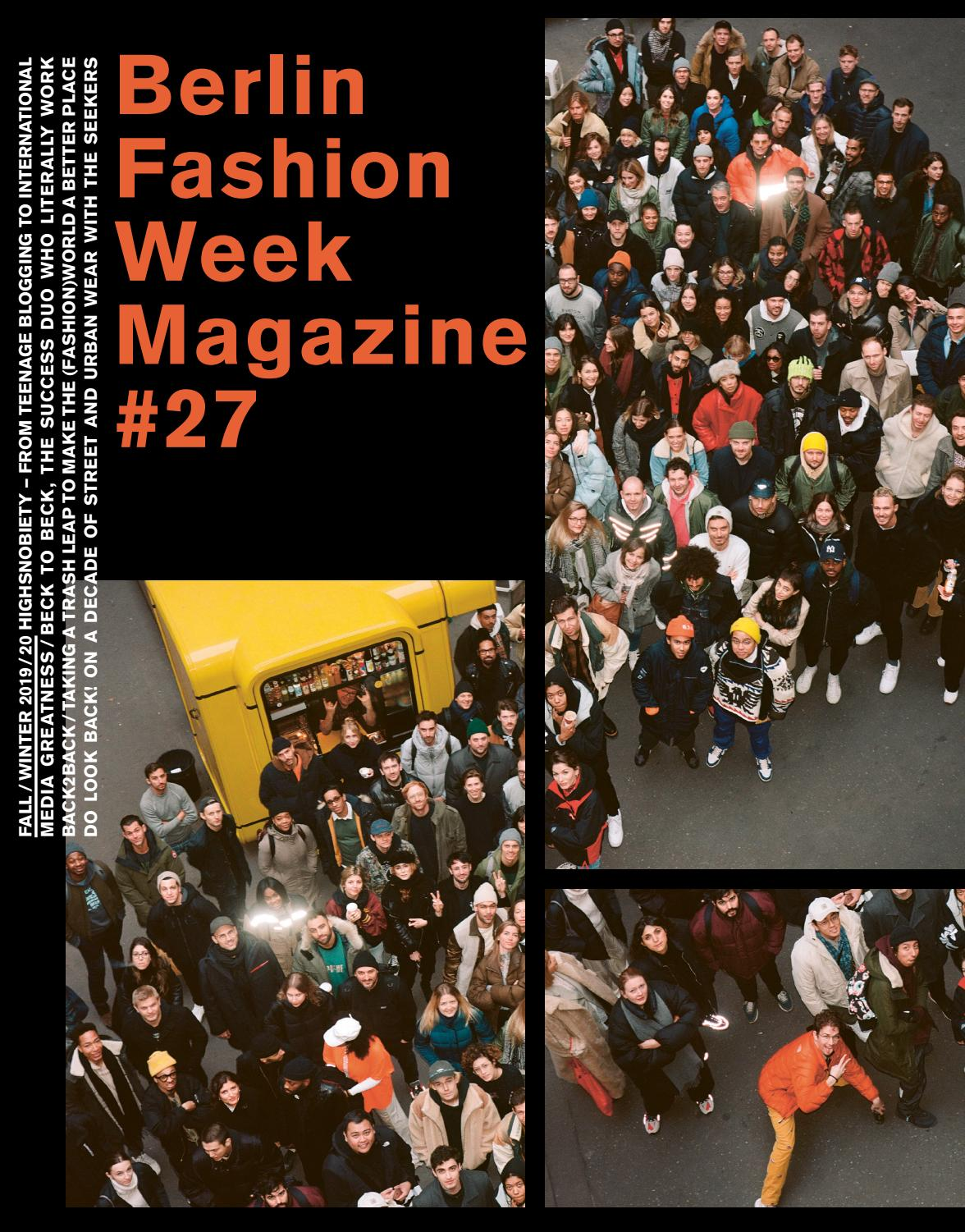 a23d0715add BERLIN FASHION WEEK MAGAZINE  27 by Berlin Fashion Week Magazine - issuu