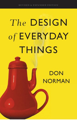 The Design of Everyday Things by Long Kim - issuu
