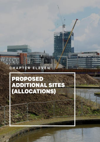 Page 197 of Proposed additional sites (allocations)