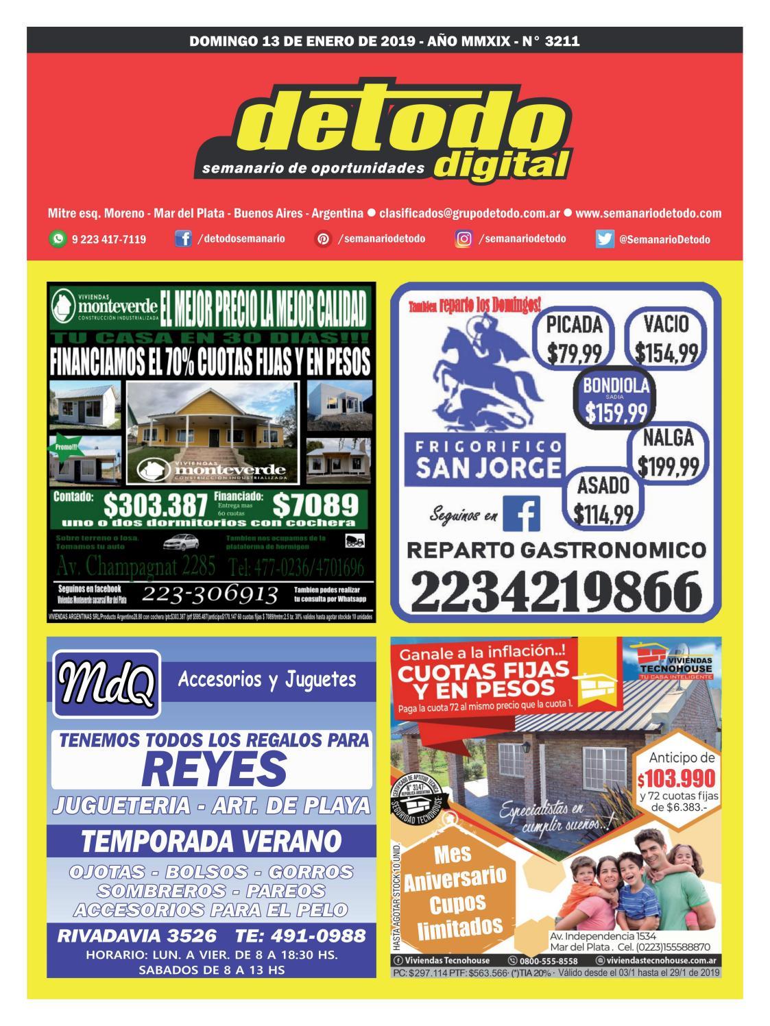Semanario Detodo - Edición N° 3211 - 13 01 2019 by Semanario Detodo - issuu 10d1ba72948