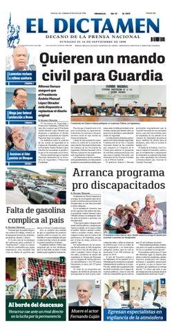El Dictamen 12 de Enero de 2019 by El Dictamen - issuu 327083a092ea3