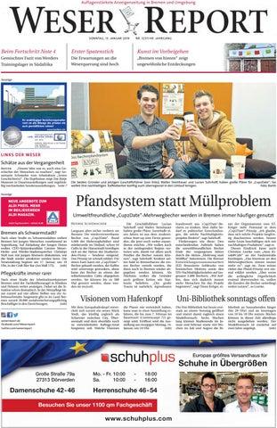 Weser Report Links Der Weser Vom 13 01 2019 By Kps
